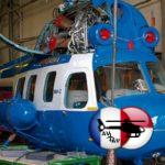 Motor Sich brings MSB-2 helicopter mock-up to Moscow